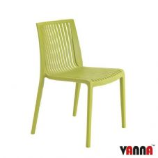 Vanna Zoom Side Chair - Green